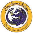 Hearthstone School Logo